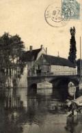 89 CHABLIS Le Grand Pont  Laveuse - Chablis