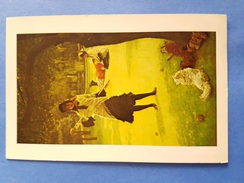 Tissot - Croquet. Art Gallery Of Hamilton, Ontario, Canada, C. 1980s - Pintura & Cuadros
