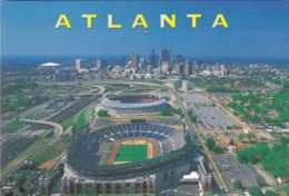 Centennial Olympic Stadium & Atlanta-Fulton County Stadium Atlanta Georgia - Estadios