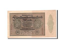 Allemagne, 500,000 Mark, 1923, KM:88b, 1923-05-01, TTB - 1918-1933: Weimarer Republik