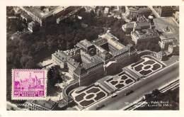 Belgique - Bruxelles - Palais Royal (vue Aérienne) - Monumentos, Edificios