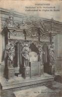 Belgique - Poperinghe - Confessionnal De L'Elgise St.-Bertin - Poperinge