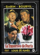 La Traversée De Paris Jean Gabin - Drame