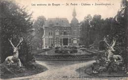 Zevenbergen  Les Environs De Bruges   St- Andries    A 1931 - Hemiksem