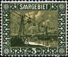Saar 84 Unmounted Mint / Never Hinged 1922 Landscapes (III) - Unused Stamps