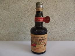 MIGNONNETTE ANCIENNE GOUDRON CLACQUESIN EXPORT 5 CL DE 1930 TRES TRES RARE - Mignonnettes