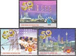 Malaysia 790A-792A (complete Issue) Unmounted Mint / Never Hinged 1999 Elektrizitätsunternehmen - Malaysia (1964-...)