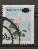 TANZANIA. FLORA. USADO - USED. - Tanzania (1964-...)