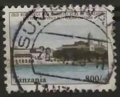 2000. TANZANIA. USADO - USED. - Tanzania (1964-...)