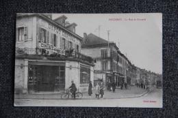 BACCARAT - La Rue De FROUARD - Baccarat