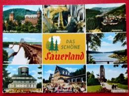 Schönes Sauerland 1983 - Nordrhein-Westfalen - Plettenberg - Burg Altena - Möhne-See - Astenturm - Winterberg