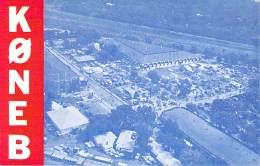 Amateur Radio QSL - K0NEB - Lincoln Radio Club - Nebraska State Fair - 1968 - 2 Scans - Radio Amateur
