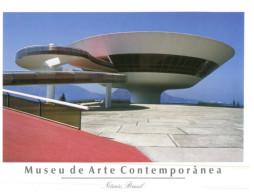 (111) Brazil Modern Art Museum - Musei