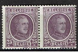 198 Paire  **  Pli Accordéon - 1922-1927 Houyoux