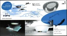 Finland 2010 Shanghai Expo Universal Expositions MNH Souvenir Sheet