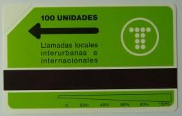 ARGENTINA - Urmet - Test - 100 Units - 5000ex - MINT - Argentina
