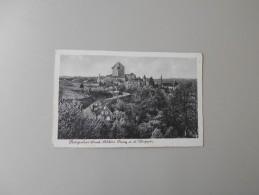 ALLEMAGNE RHENANIE DU NORD WESTPHALIE BERGISCHES LAND SCHLOSS BURG A. D. WUPPER - Bergisch Gladbach