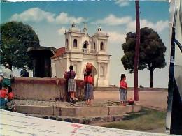 GUATEMALA Fuente E Iglesia Parroquial, Patzun, Chimaltenango, CHURCH V1972 FN3924 - Guatemala
