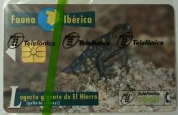 SPAIN - Chip - 1000 Units - Fauna Iberica II - 07.97 - B-064 - Mint Blister - España