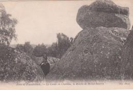 G , Cp , 77 , FONTAINEBLEAU , La Forêt , Le Cuvier De Chatillon, La Brioche De Brillat-Savarin - Fontainebleau