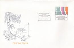 Finland FDC 1984 Mental Health (L78-1D) - Santé