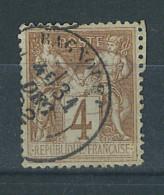 """VEND BEAU TIMBRE DE FRANCE N°88 , CACHET """"BAGNOLET"""" !!!! - 1876-1898 Sage (Type II)"""