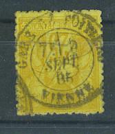 """VEND BEAU TIMBRE DE FRANCE N°92 , CACHET """"GARE DE POITIERS"""" !!!! - 1876-1898 Sage (Type II)"""