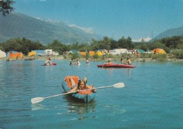 CAMPING SWISS PLAGE SIERRE SALQUENEN - VS Valais