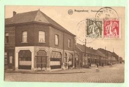 BUGGENHOUT , Statiestraat - Buggenhout