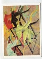 PAINTING - AK 276113 Lyonel Feininger - Radrennen - Peintures & Tableaux