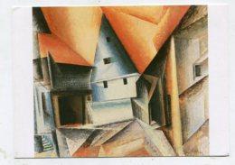 PAINTING - AK 276114 Lyonel Feininger - Ober-Weimar - Peintures & Tableaux