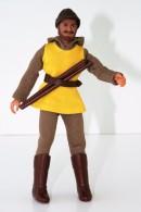 Vintage MEGO - ROBIN HOOD - LITTLE JOHN - Mego 1975 - Action Man - Action Man