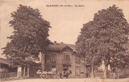 ¤¤  -   BLAMONT    -   La Gare  -  Attelage     -  ¤¤ - France