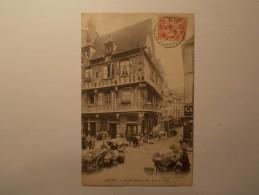Carte Postale - ROUEN (76) - Vieille Maison - Rue Eau De Robec (181A) - Rouen