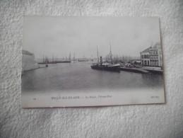 LE PALAIS ..L'AVANT-PORT - Belle Ile En Mer