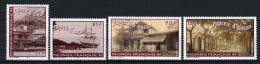 2002 - POLINESIA FRANCESE - FRENCH POLYNESIA - Scott  Nr. 845/848 - NH - ( **) - (K-EA-372270) - Polinesia Francese