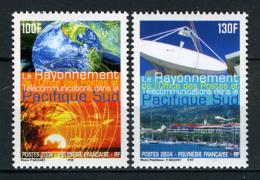 2004 - POLINESIA FRANCESE - FRENCH POLYNESIA - Scott  Nr. 878-879 - NH - ( **) - (K-EA-372270) - Polinesia Francese
