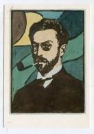 PAINTING - AK 276188 Gabriele Münter - Bildnis Kandinsky - Paintings