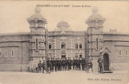 Berghem-lez-Anvers -   Caserne Du Génie - 1908 - Barracks
