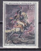 N° 1365 Tableaux De Maîtres Oficier De Chasseurs De La Garde De Théodore Géricault :  UnTimbre Neuf Impéccable - Unused Stamps