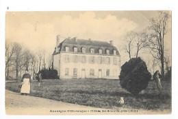 LIMONS   (cpa 63)  Château Des Bravards    - L'auvergne  Pittoresque -   - L 1 - France