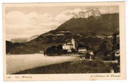 Annecy, Le Chateau De Dwinght (pk30411) - Annecy