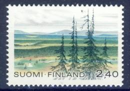 ##K3016. Finland 1988. National Parks. Michel 1037. MNH(**) - Finland