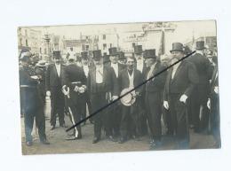 Carte Photo à Identifier:  Editions Photographiques,Gatelet à  Beauvais - Fête Jeanne Hachette 26 Juin 1910 - Beauvais