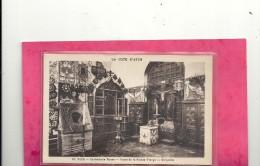 .97. NICE . CATHEDRALE RUSSE . ICONE DE LA SAINTE VIERGE - GOLGOTHA . NON ECRITE - Monuments, édifices