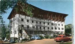 CPSM 04 LE SAUZE SUR BARCELONNETTE HOTEL SOLEIL DES NEIGES - Autres Communes