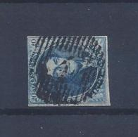N°7A GESTEMPELD D4 Aubange MET 4 MARGES COB € 8,00 SUPERBE - 1851-1857 Medaillen (6/8)
