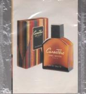Carte Parfumée   Caractère  Daniel Hechter - Perfume Cards