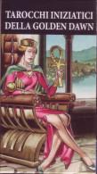 Lo Scarabeo - TAROCCHI INIZIATICI DELLA GOLDEN DAWN, Initiatories Golden Dawn Tarot Deck . 79 Carte - Passatempi Creativi
