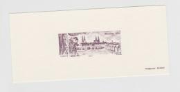 2012 - GRAVURE OFFICIELLE - Moulins (Alliers) - N° YT : 4636 - Epreuves De Luxe